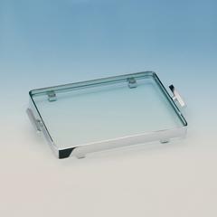 Поднос-подставка для предметов Windisch 51419CR Metal