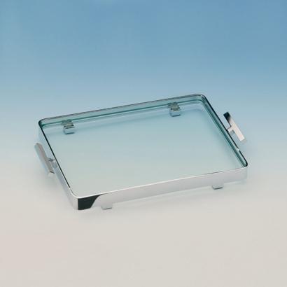 Подставки для предметов Поднос-подставка для предметов Windisch 51419CR Metal podnos-51419-metal-ot-windisch-ispaniya.jpg
