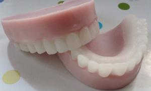 Бабушкина челюсть силиконовая форма
