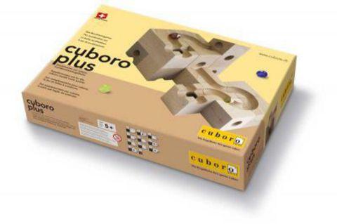 CUBORO CU-0113 Деревянный конструктор CUBORO Plus
