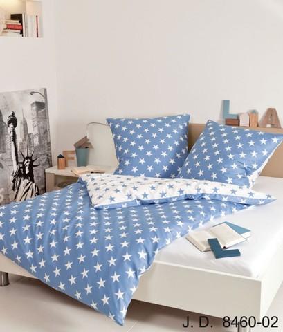 Детское постельное белье в кроватку Janine J.D. 8460 blau