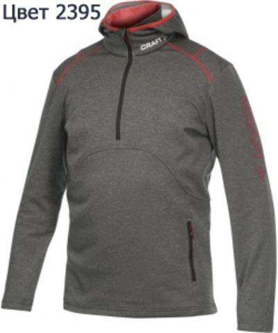 Толстовка Craft Active Logo Hood мужская grey