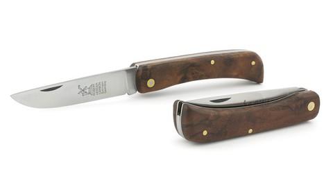 Складной нож Hippekniep (грецкий орех) Robert Herder Solingen