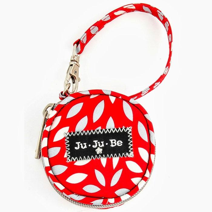 Сумочка для пустышек Ju-Ju-Be Paci Pod Scarlet Petals