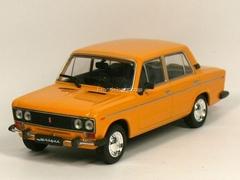 VAZ-2106 Lada ocher 1:43 DeAgostini Auto Legends USSR #50