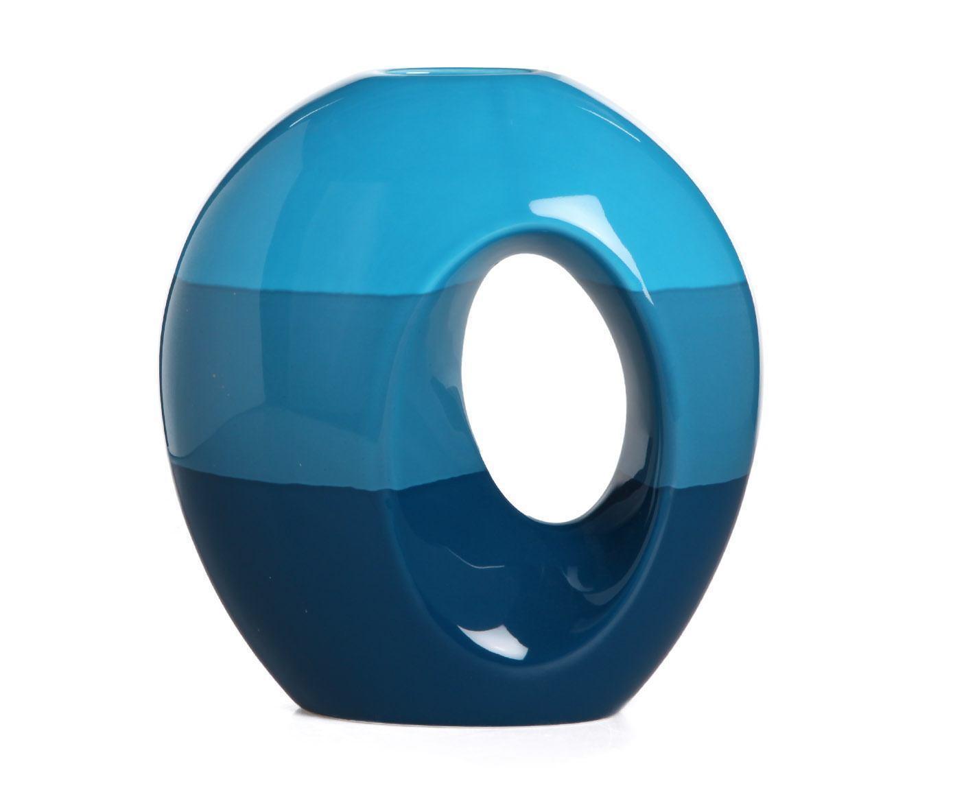 Вазы настольные Элитная ваза декоративная синяя от Farol dekorativnaya-vaza-sinyaya-farol-portugaliya.jpg