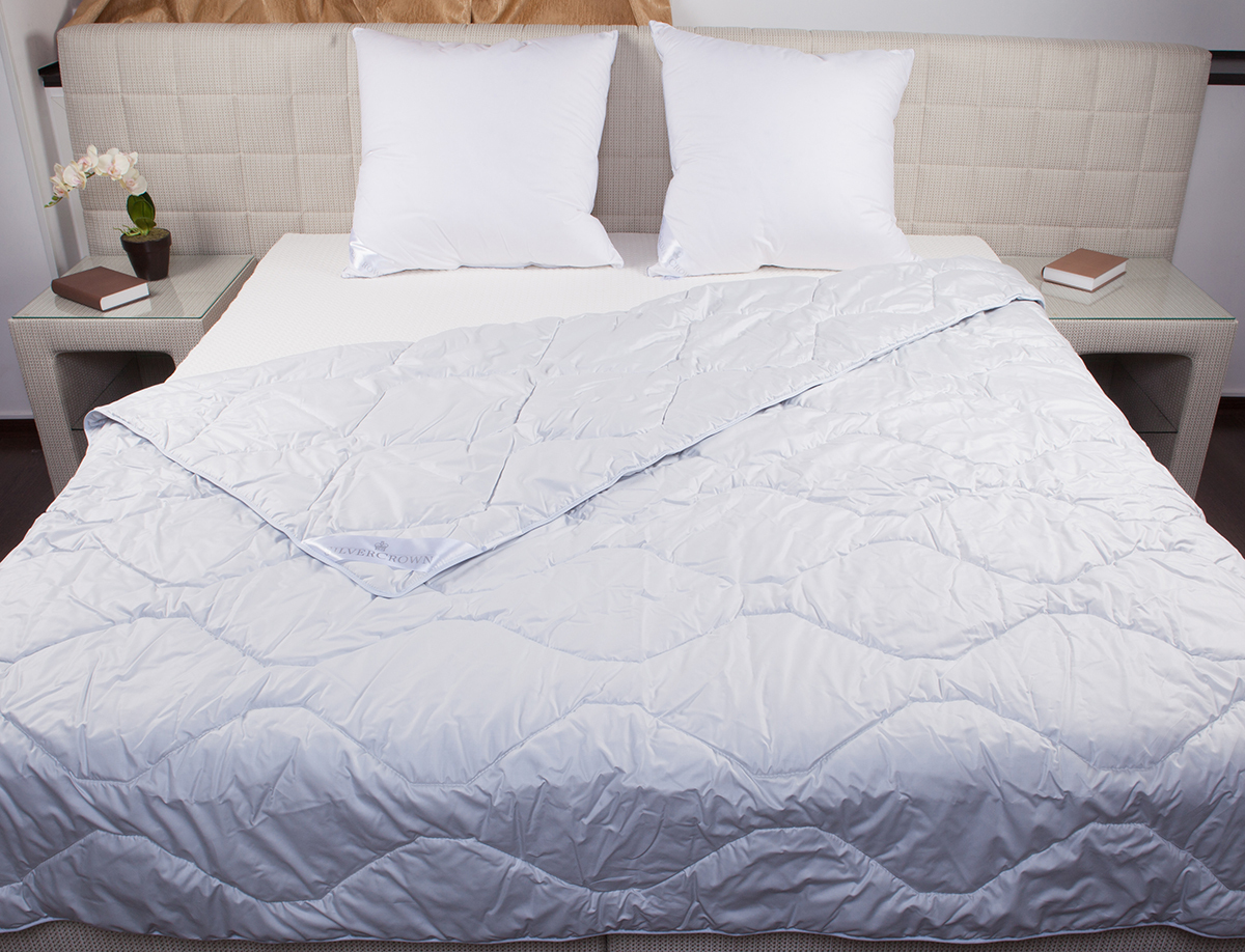 Элитное одеяло шерстяное 155х200 Cashmere Wool DeLuxe от Brinkhaus