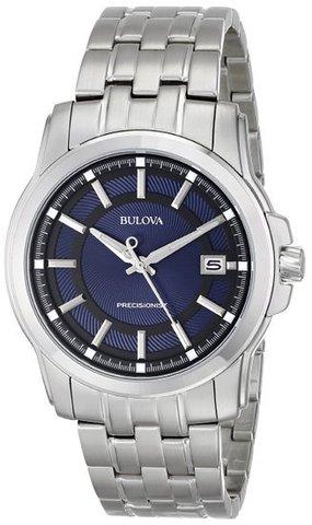 Купить Наручные часы Bulova Precisionist 96B159 по доступной цене