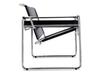 кресло wassily armchair ( кожа)
