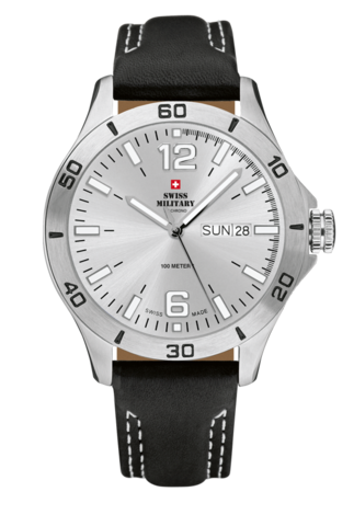 Купить Наручные часы Swiss Military By Chrono SM34029.05 по доступной цене