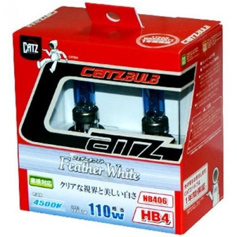 Газонаполненные лампы CATZ HB4 NB406 (4500К)