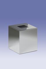 Салфетница кубическая Windisch 87149CR Metal