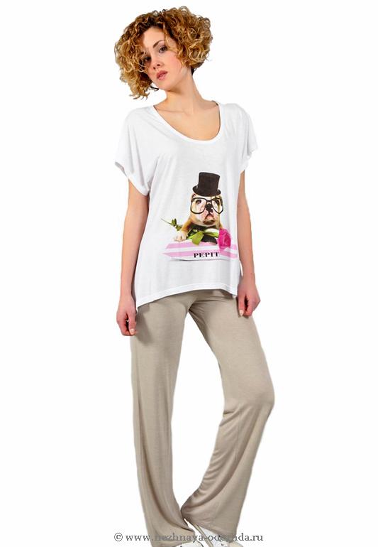 Женский домашний комплект Pepita (Домашние костюмы и пижамы)