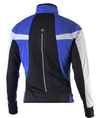 Лыжная куртка Noname Ultimate синяя (106072) унисекс фото