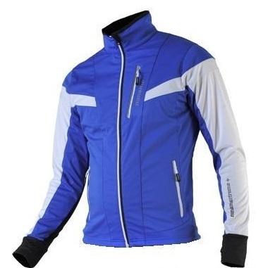 Лыжная куртка Noname Ultimate синяя (106072) унисекс