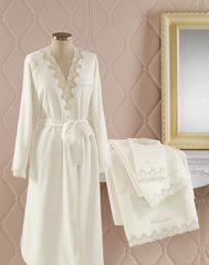 Элитный халат женский махровый Delia от Blumarine