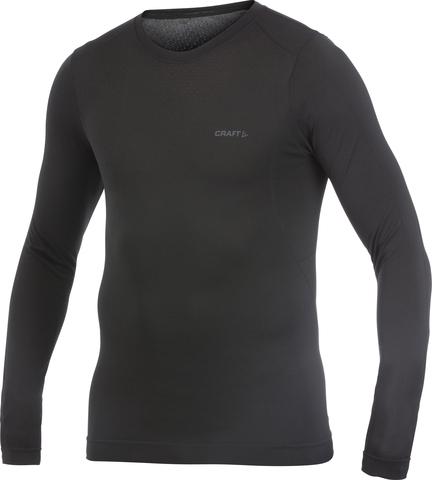 Рубашка Craft Cool Seamless мужская черная
