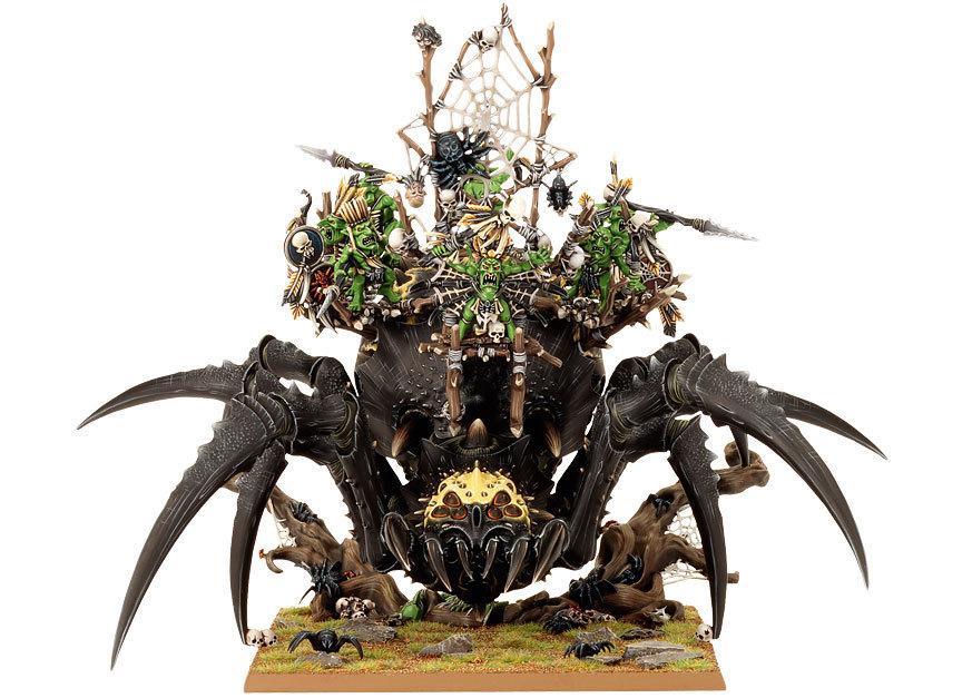 Archanarok Spider