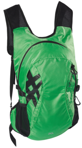 Рюкзак Asics Running Backpack green