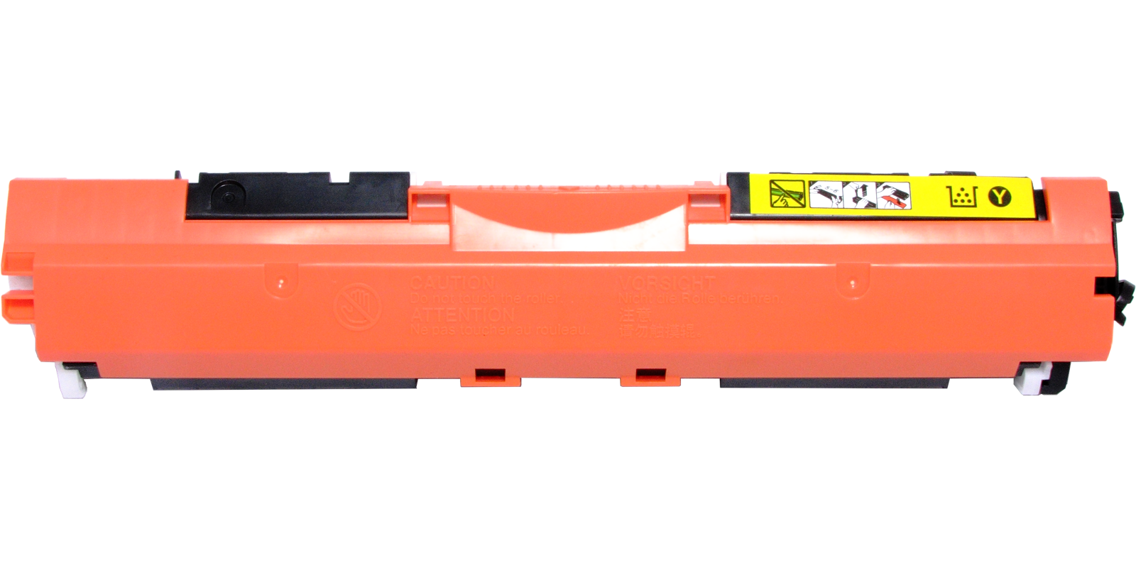 MAK №126A CE312A/Cartridge 729Y желтый (yellow), для HP/Canon, до 1000 стр.