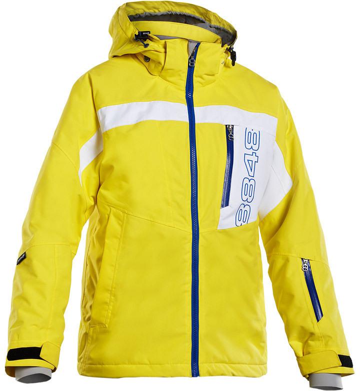 Куртка горнолыжная 8848 Altitude Coy детская Yellow