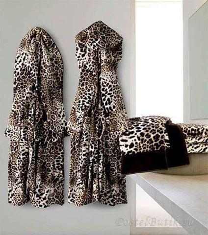Детский велюровый халат Bravo от Roberto Cavalli