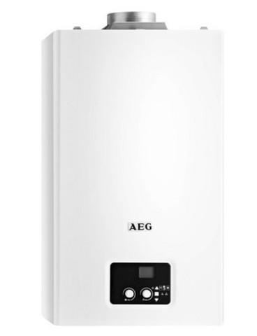 Газовый настенный котел двухконтурный AEG GBT 224