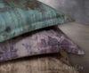Постельное белье 2 спальное евро Byblos Ikat розовое