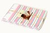 Элитный плед детский Lux 10060 розовый от Luxberry