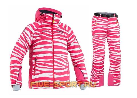 Костюм 8848 Altitude Rosalee/Cornwall Cerise Zebra