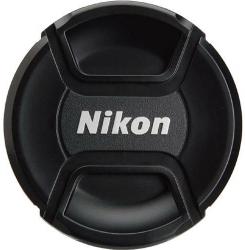 Nikon Lens Cap LC-52 (Крышка для объектива Никон диаметр 52 мм)