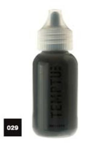TEMPTU Pro S/B Airbrow Colour  - тон 029 Black 8 мл
