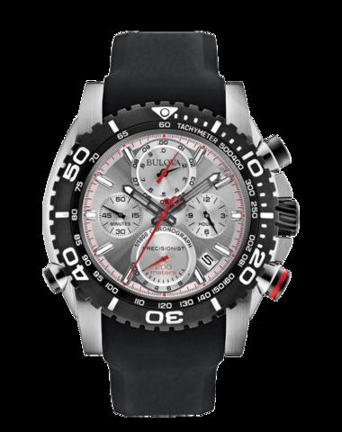 Купить Наручные часы Bulova Precisionist 98B210 по доступной цене