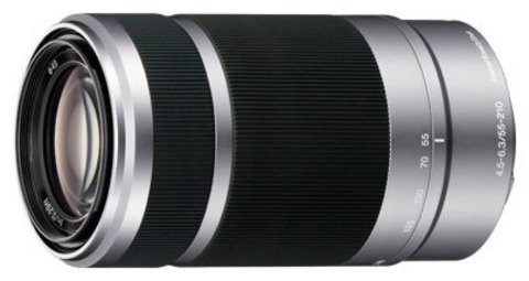 Sony 55-210mm f/4.5-6.3 E (SEL-55210)