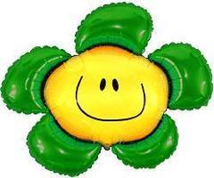 Цветочек (солнечная улыбка) зеленый F 41
