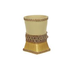 Стакан для зубной пасты Braided Medallion от Avanti