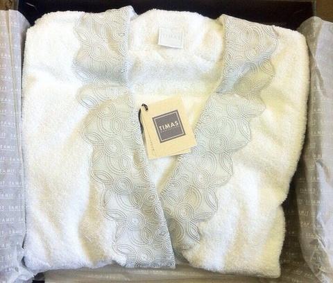 Элитный халат-кимоно махровый Hollie от Timas