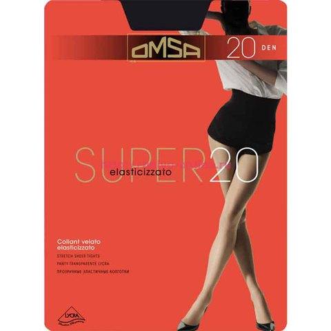Женские колготки Super 20 Omsa