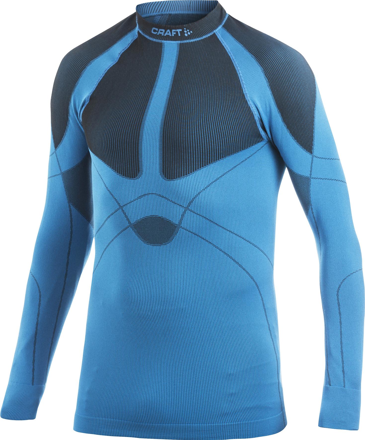 Рубашка Craft Warm мужская blue