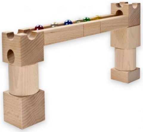 Деревянный конструктор CUGOLINO Magic