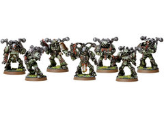 Plague Marines. Чумной десант