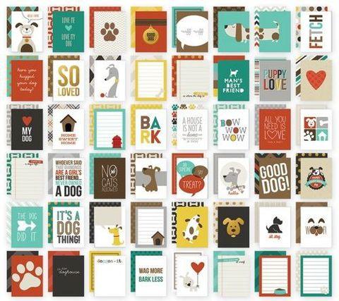 Журнальные карточки SN@P DOG.