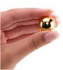 Металлические вагинальные шарики Ben Wa Balls (2 см.; вес 2 х 28,3 гр.)
