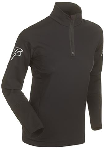 Утепленная Рубашка мужская Bjorn Daehlie Top Finnmark черная