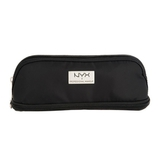 NYX Косметичка BLACK SMALL DOUBLE MAKEUP BAG