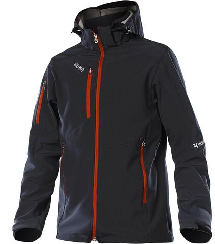 Лыжная куртка 8848 Altitude - Asteroid Softshell Jacket Red мужская