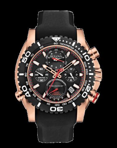 Купить Наручные часы Bulova Precisionist 98B211 по доступной цене