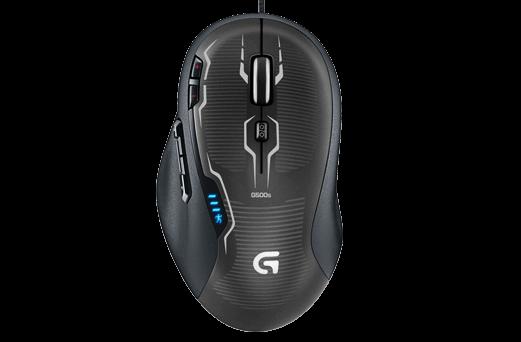 LOGITECH G500s