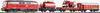 PIKO 57153 Стартовый набор моделей железных дорог  «Пожарный поезд», 1:87