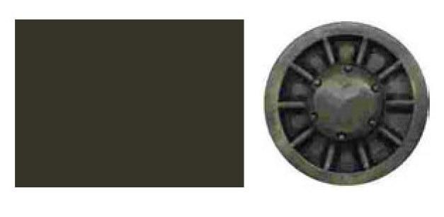 Краска тонирующая Wash Dark Grey